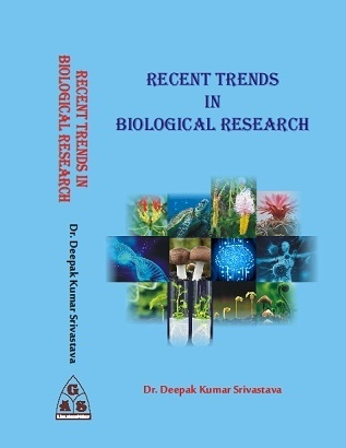 A Book authored by Dr. Deepak Kr. Srivastava